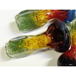 Rasta 4 Flat Heavy Hand Pipes
