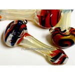 4.5 Inches Color Changing Hand Pipe