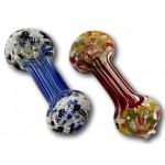 4.5 Inches Head and Mouth Twisting Hand Pipe