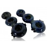 5.75IN three Ball Hand Pipe