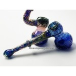 Large Heavy Hummer and Sherlock Bubbler #11
