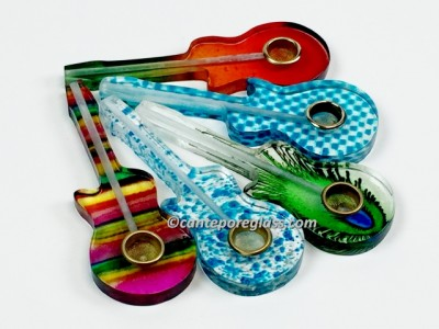 Acrylic Guitar Pipe