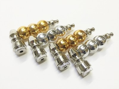 3 Ball Metal Pipe